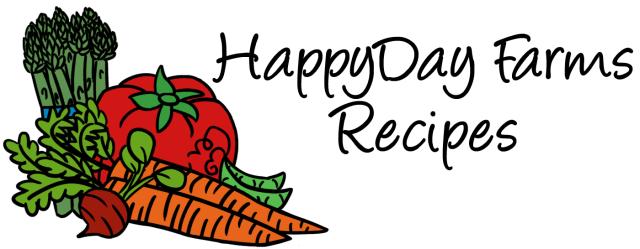 HappyDat CSA Recipes Header